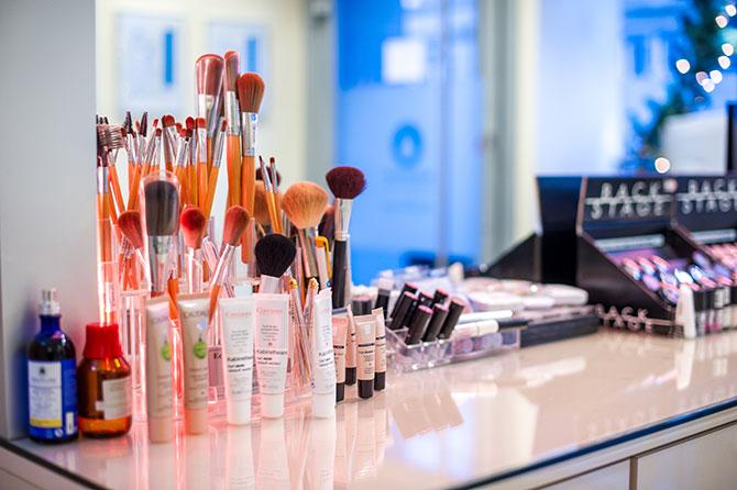 Hochwertige Pflegeprodukte im TAUFRISCH Kosmetikinstitut